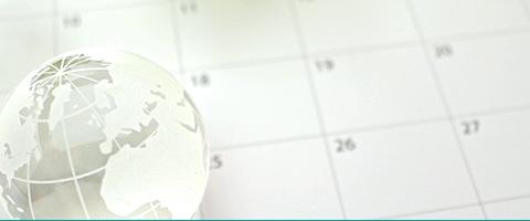 海外各国のカレンダー
